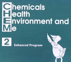 Chemicals, Health, Environment and Me (CHEM2) Book Cover