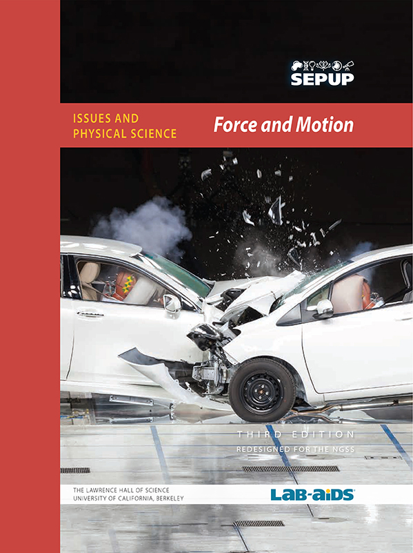 Cover Image for the Force and Motion Unit