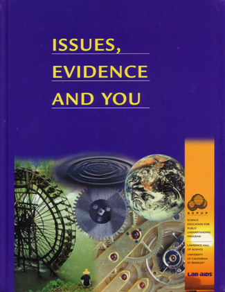 SEPUP: Issues, Evidence and You book cover
