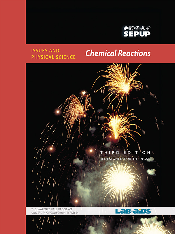 Cover Image for the Reactions Unit