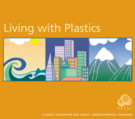 Living with Plastics Book Cover