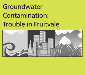 Ground Water Contamination: Trouble in Fruitvale Book Cover