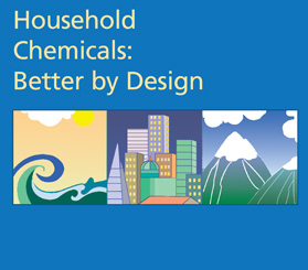 Household chemicals: better by design Book Cover
