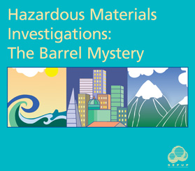 Hazardous Materials Investigations: The Barrel Mystery Book Cover