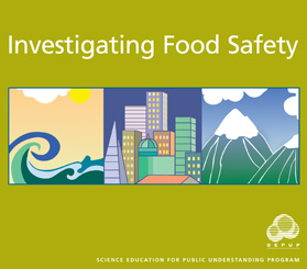 Investigating Food Safety Book Cover